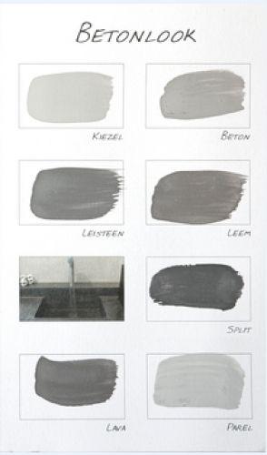 Betonlook » Meijer & Floor