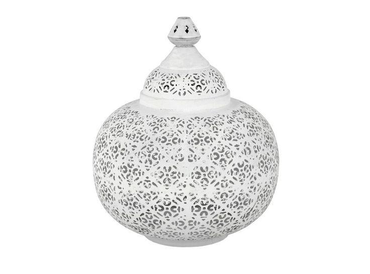 Новый марокканский/Марракеш белый ручной работы настольная лампа корона декоративный светодиодный стол свет   Дом и сад, Освещение и потолочные вентиляторы, Светильники   eBay!