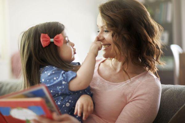 Porque é preciso aprender a ser forte, e a ser doce, para ser uma boa mãe