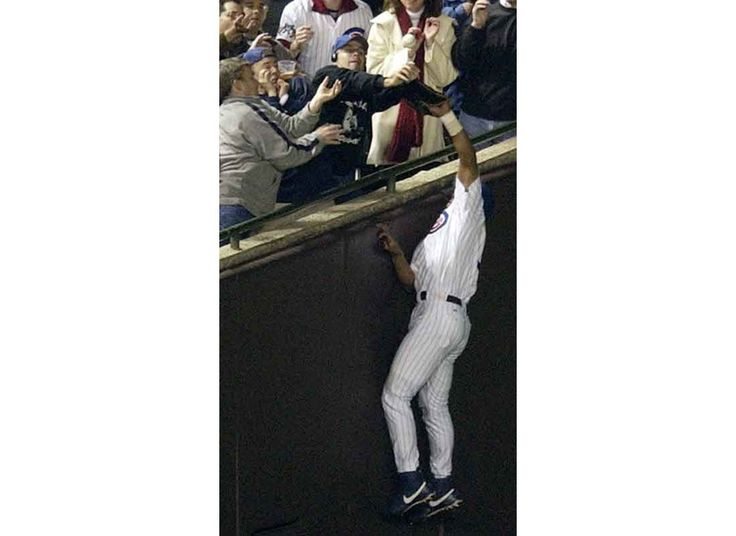 Steve Bartman's Nightmare Night | The 30 Most Iconic Sports Photographs Of All Time