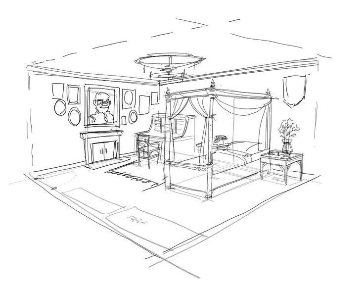 Step 7 Interior DesignDrawing Tips