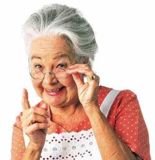 nagymama tanácsai: betegség és konyhakert