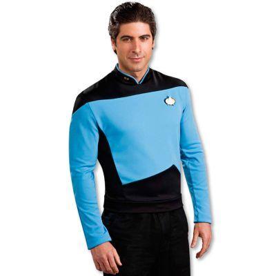 Disfraz oficial Ciencias Star Trek: The Next Generation  http://www.vistoenpantalla.com/disfraces-de-peliculas-cat-3-6-1-6/star-trek-cat-26/disfraz-oficial-ciencias-star-trek-the-next-generation-ref-43704.html