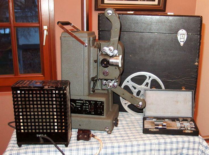 8+16mm Filmprojektor Projektor projector projecteur Bolex Paillard G816 | eBay