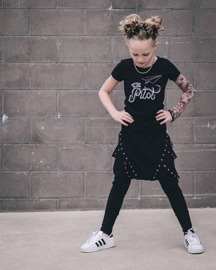 COME UP IN THE SPOT LOOKIN' EXTRA FLY ~ Kanye. . Lil' Lady looking Fierce in our Commandos. Not only are they rocked equally by girls and boys but can be worn all year round!  . WORLD WIDE DELIVERY 🌎 WWW.LILMR.COM.AU #streetstyle #bossbabe #streetwear #streetfashion #kidsfashion