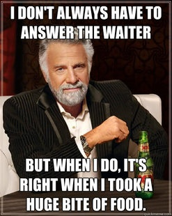 The Most Interesting Man In The World - i dont always