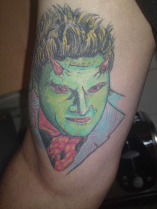 21 best crazy tattoos images on pinterest tattoo ideas for Buffy angel tattoo