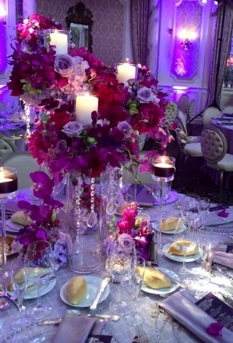 The 25 best purple wedding receptions ideas on pinterest purple the 25 best purple wedding receptions ideas on pinterest purple wedding centerpieces blue purple wedding and diy wedding uplighting junglespirit Gallery