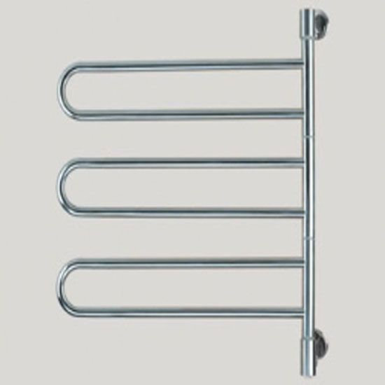 will this really heat the towels enough?  $160 Amba J-B003 P 25 Inch X29 Inch Towel Warmer, Swivel Collection In Polished