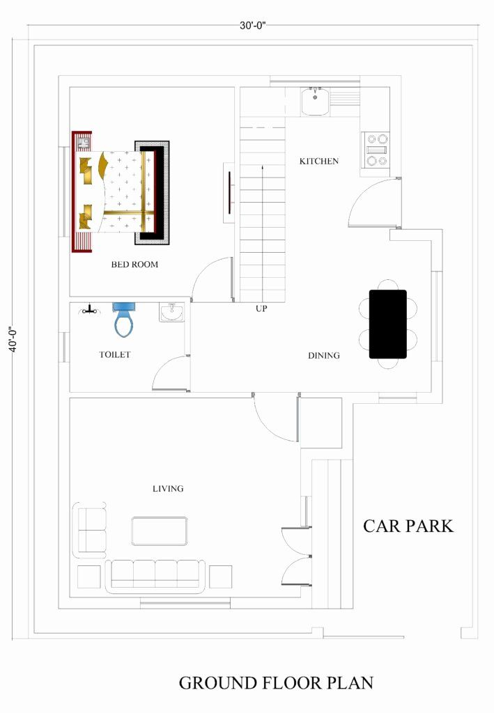 30 By 40 House Plans Beautiful 30x40 House Plans For Your Dream House House Plans In 2020 30x40 House Plans House Plans House Plan Gallery