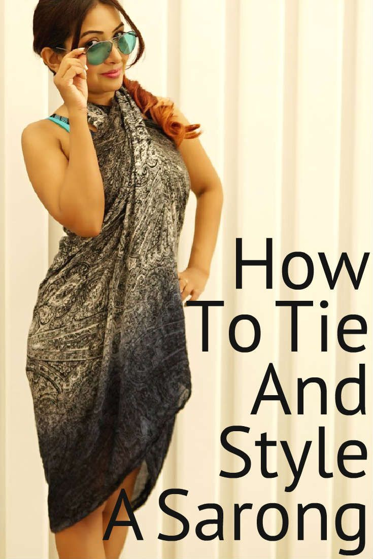 The fabric is cool and flowing, which is perfect for warm weather and provides flexibility to style them as dresses, short or long skirts, shorts, swimwear cover ups, scarfs, headbands and even turbans. Plus, packing a sarong or two into a suitcase can save travelers big bucks on excess luggage.