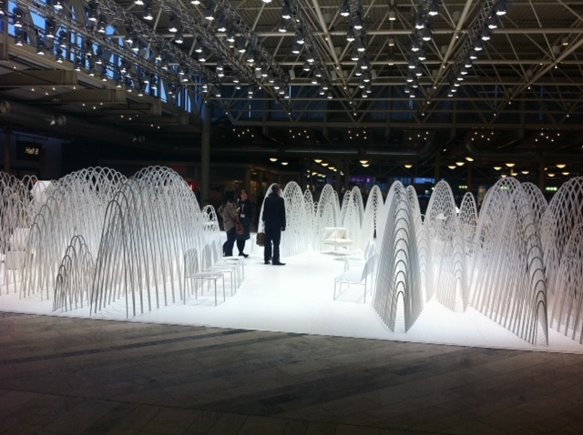 Guest of Honour exhibition by Nendo