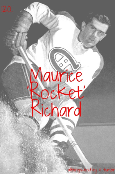 #morice richard