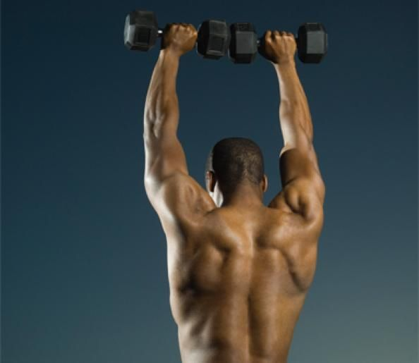 Back and Biceps Muscle-Builder Workout   Men's Fitness