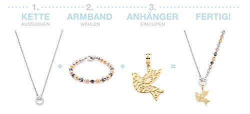 Halskette Basic Pea Darlin's - http://schmuckhaus.online/leonardo-jewels/halskette-basic-pea-darlins