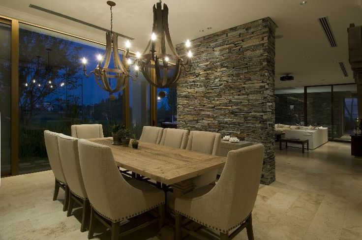 Mesas on pinterest for Mesas de comedor rusticas