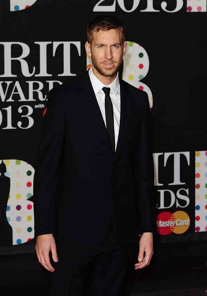 Suited and Booted  Calvin Harris