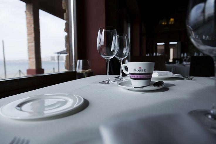 Taza Rosee by Café Il Trovatore