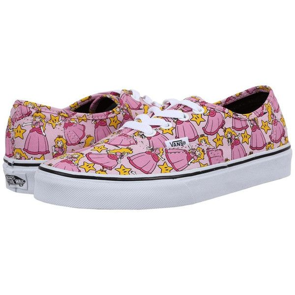 VANS Authentic X Nintendo - (Nintendo) Princess Peach [shop-mg_ZP-8723779-631349] - $39.99 : Vans Shop, Vans Shop in California