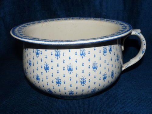 11 best images about vase de nuit on pinterest english - Pot de chambre antique ...