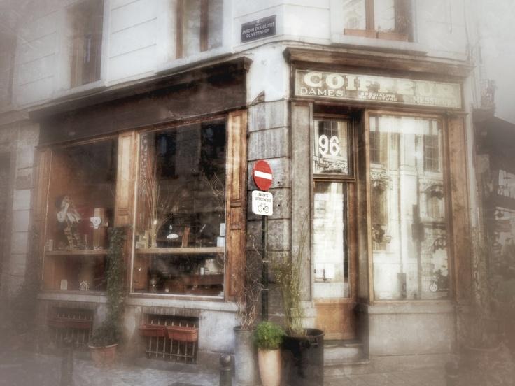 Coiffeur Bruxelles