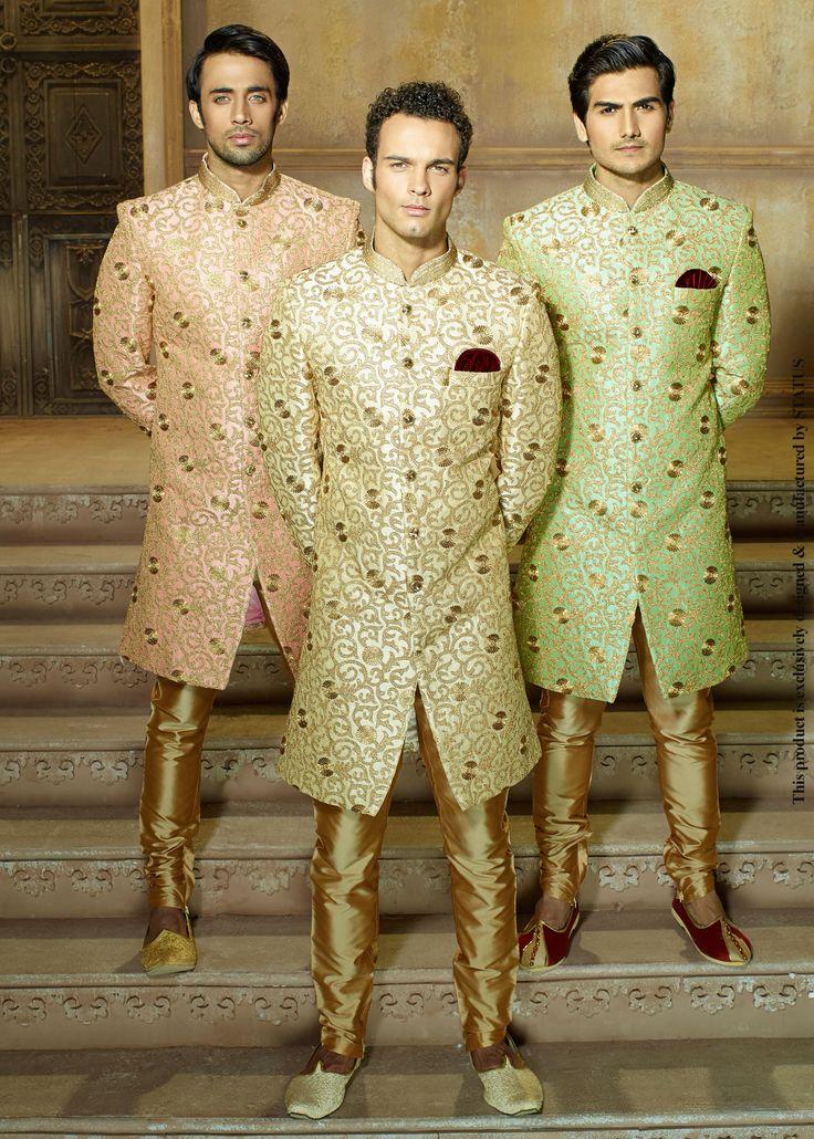 Velvet sherwani, indian wedding wear, groom sherwani, best sherwani