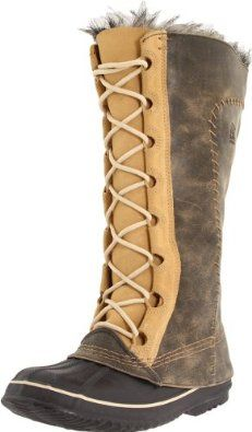 Amazon.com: Sorel Women's Cate The Great Boot: Shoes