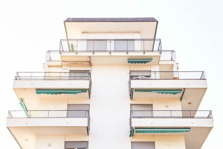 Lido di Jesolo architecture travel