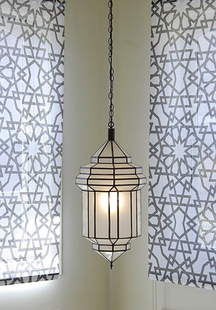 Moroccan Lanterns and Lighting | SHOP NECTAR: Home of fair trade and unique gifts, teas, architectural details, reclaimed and custom furnish...