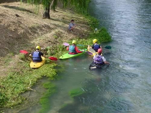 Scheggino Canoa e rafting entrano nelle scuole