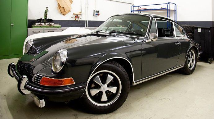 Focus on Heritage: Porsche Classic