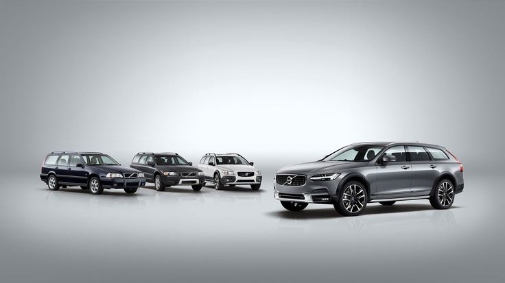 Volvo V90 Cross Country, chaînon manquant mais essentiel - le blog auto