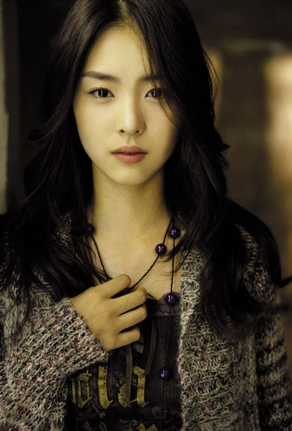 Lee Yeon Hee on dramafever in Miss Korea 97'