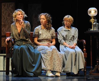 Костюмы к спектаклю чехова три сестры