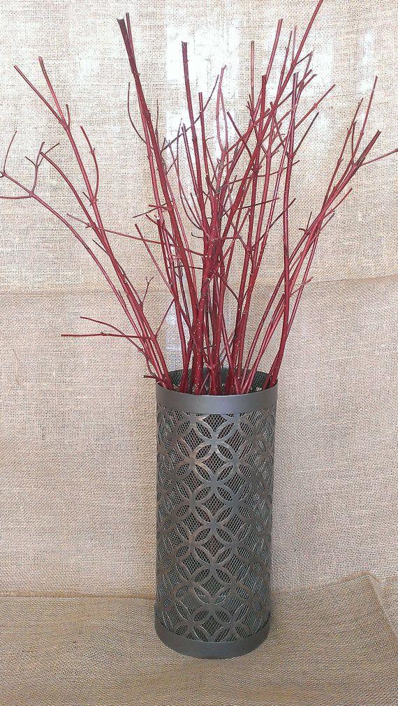 Ramas de Cornejo rojo perro madera Real ramitas rojo vacaciones Navidad rústica decoración primitiva