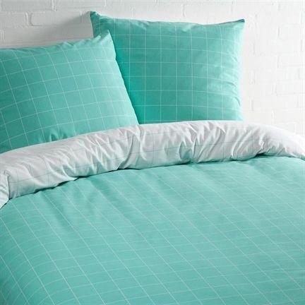Day Dream Oslo dekbedovertrek - www.smulderstextiel.nl - #aqua #bedding #beddengoed #bedroom #slaapkamer #sheets #dessin #trendy #