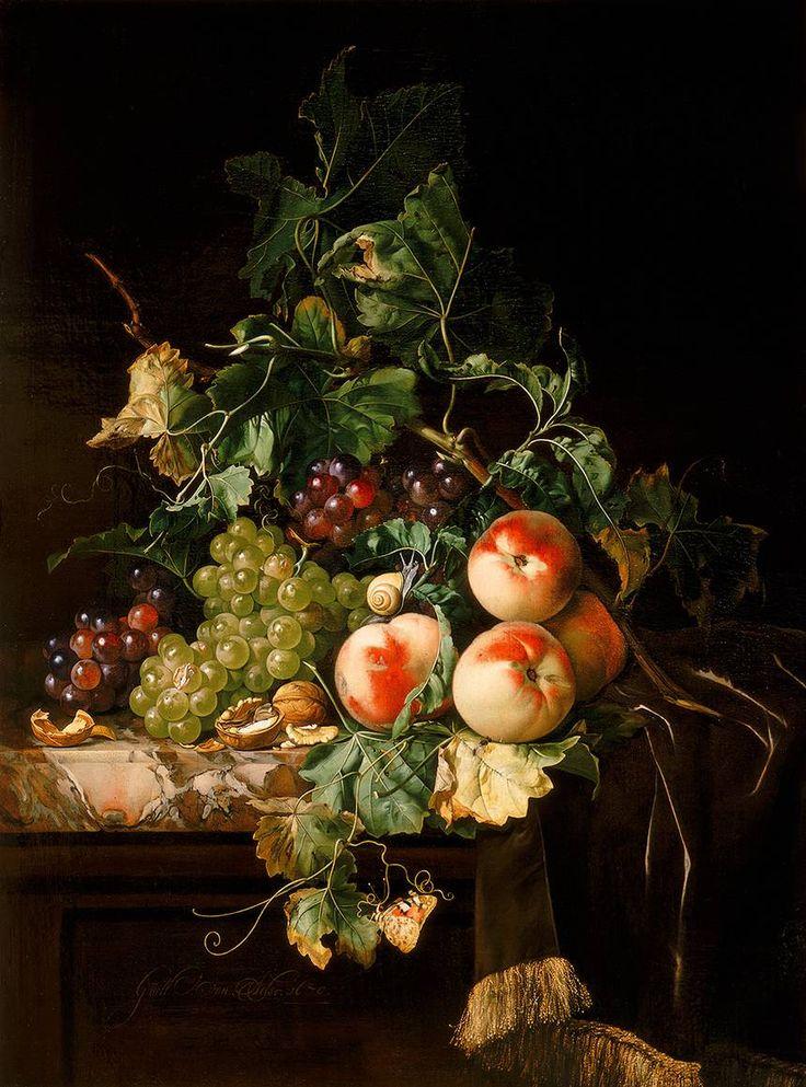 Willem van Aelst (Виллем ван Алст, 1625-1683, Dutch) - Голландский натюрморт. Обсуждение на LiveInternet - Российский Сервис Онлайн-Дневников