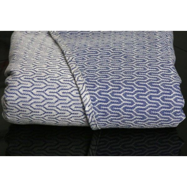 Yaro Turtle Dark Blue Wrap (cotton)