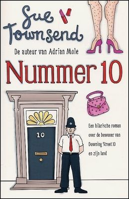 Nummer 10 - Sue Townsend Inhoud: De Britse premier gaat incognito met een politieagent op reis om met eigen ogen te zien waarom de 'mensen in het land' zich van hem afkeren.  Genre: Humor  Onderwerp: Engeland, Politiek