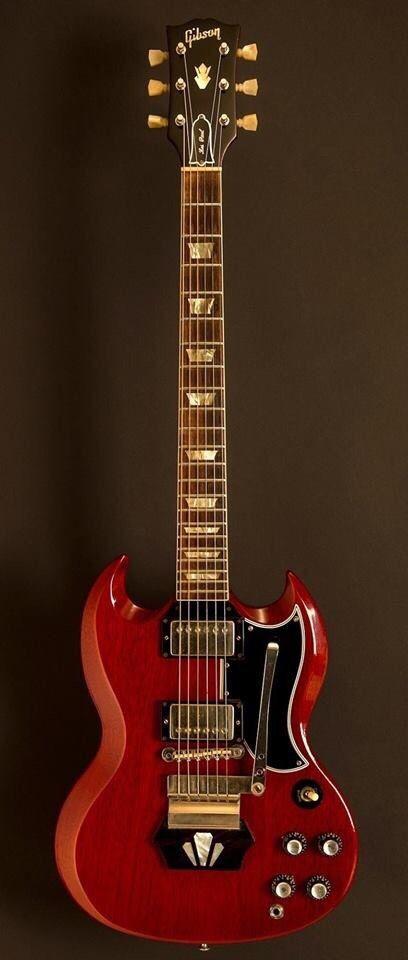 Gibson SG Les Paul