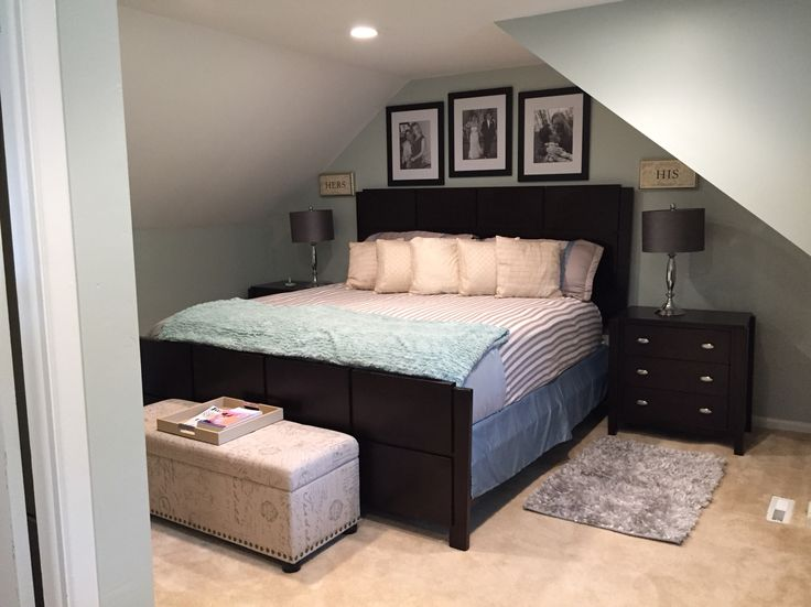 our bedroom turned out so great wall color is sea salt by 19691 | 33618a9ca6b7050982a8e417d24a4f74
