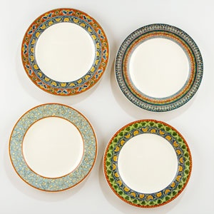 Voyage Dinner Plates Collection at Cost Plus World Market