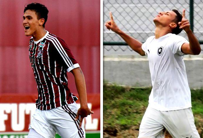 Com joias vestindo a 9, Bota e Flu decidem a Taça Guanabara Sub-20 #globoesporte