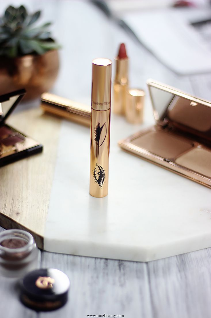 "This rose gold gem is the perfect addition to my vanity table and one of the best mascaras I have ever tried. The New Charlotte Tilbury Legendary Lash mascara is luxurious and instantly gives my lashes the ""wow"" effect I desire."