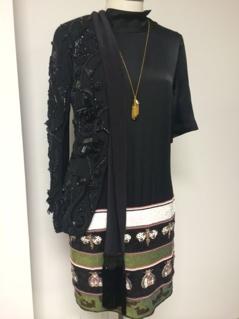 With the purchase of this Trelise Cooper Jitterbug dress $729, you will receive a FREE Tassel necklace valued at $75.   http://trelisecooperwellington.co.nz/random-treats/#sthash.0TMfSccu.dpuf