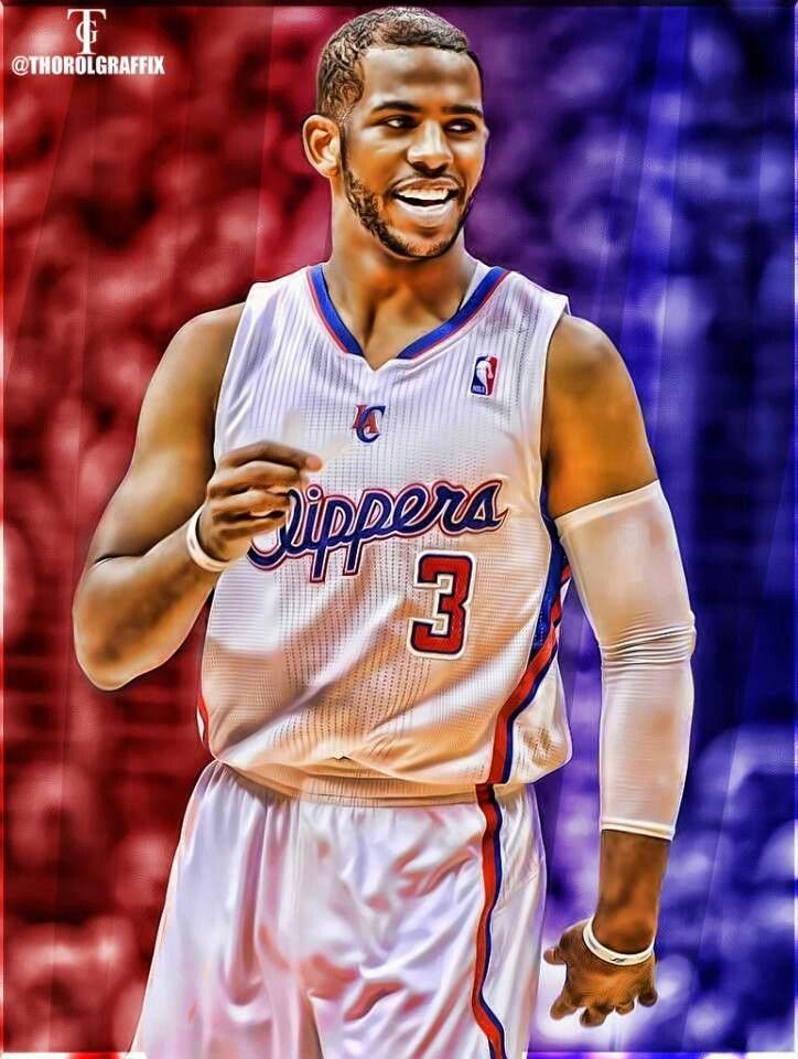 I value Chris Paul. I want my employer to think of me as someone like Chris Paul.