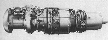 Heinkel He-S011, Conceived by Helmut Schelp in 1942, the He S 011 was the most advanced engine developed up to 1945, it consisted of a diagonal centrifugal compressor and a three stage axial compressor, it was hoped that it would make 3,500 lb of thrust. Only around 19 engines were ever made by the end of the war, It did take to the air how ever in early 1945 fitted to Heinkel He 111 testbed.