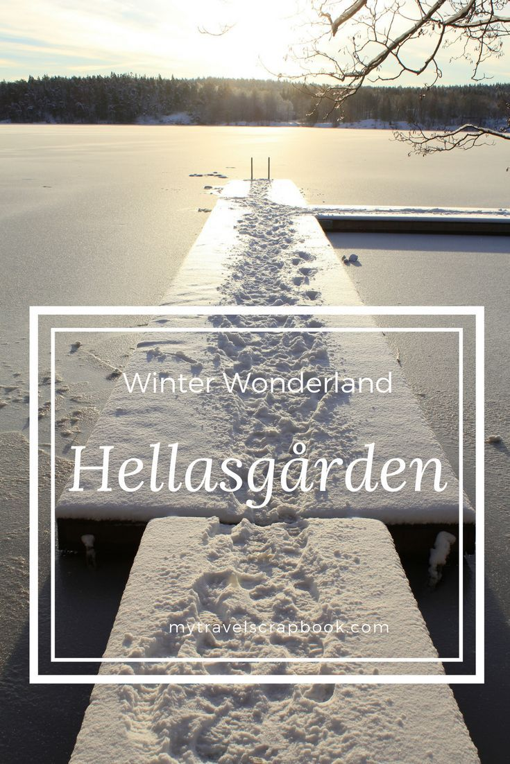 Hellasgarden is a beautiful hike to do within Stockholm, Sweden. Read my blog post on how to get there and see gorgeous photos of snowy Hellasgarden in winter.
