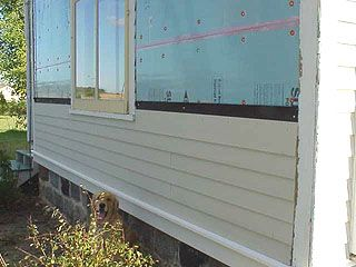 10 Best The Summer Siding Project Images On Pinterest Insulation Exterior And Rain