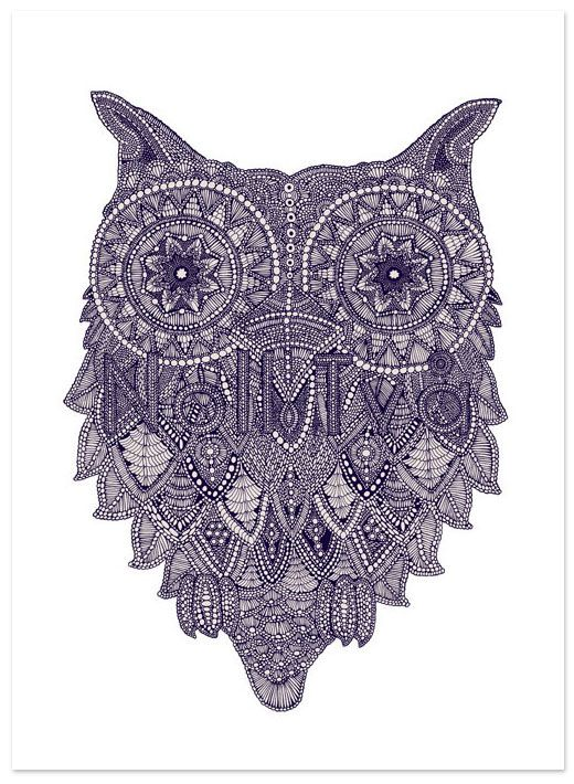 #intricate: Claire Sculli, Stuff, Illustrations, Owl Art, Revolutions, Metals Jewelry, Owl, Owl Animal, Lemon Bar